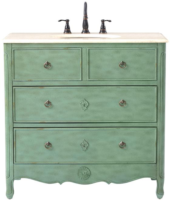 "Home Decorators Collection 36"" Keys Vanity"